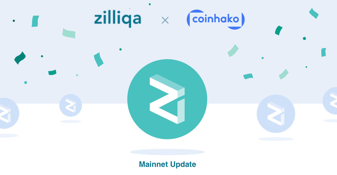 Available Now: Zilliqa Mainnet Support!