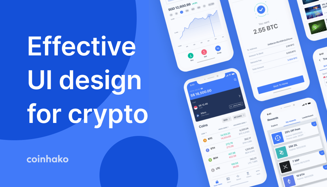 How Coinhako's UI Is Designed to Make Bitcoin & Crypto Easy