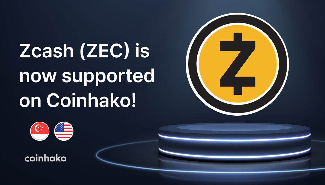 Zcash (ZEC) Trading is Now Live on Coinhako!