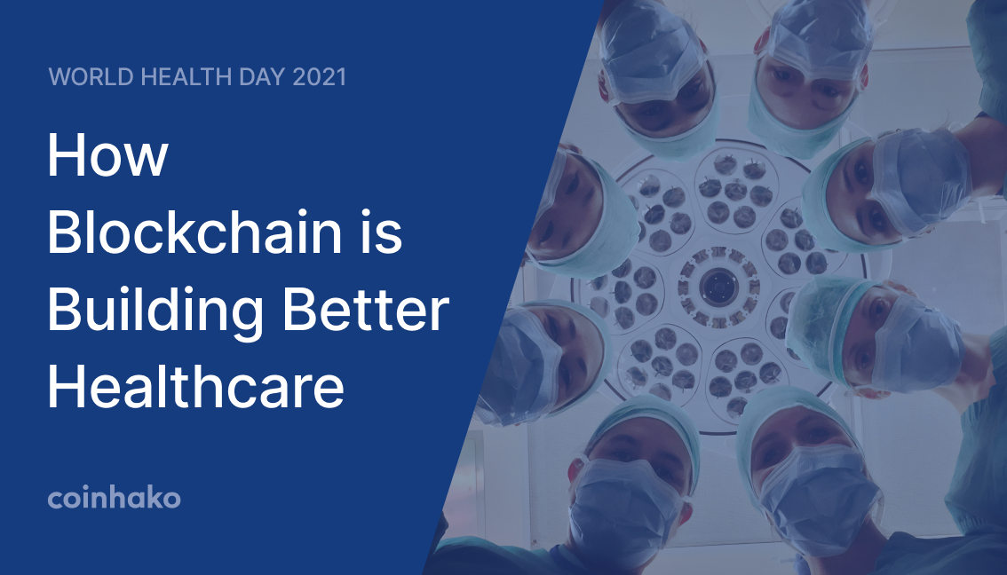 Blockchain Beyond Bitcoin: How Blockchain Solutions Build Better Healthcare and Fight Against Covid-19