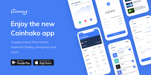 New Coinhako Mobile UI: An Enhanced Bitcoin Mobile Trading Experience