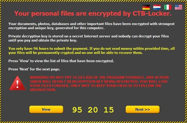 Ransomware - An Alarming New Trend