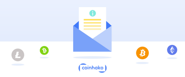 Are you missing out on the latest Coinhako News?