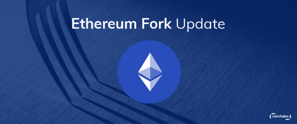 Coinhako Service Pause 1st Mar 19 - Ethereum (ETH) Constantinople Fork