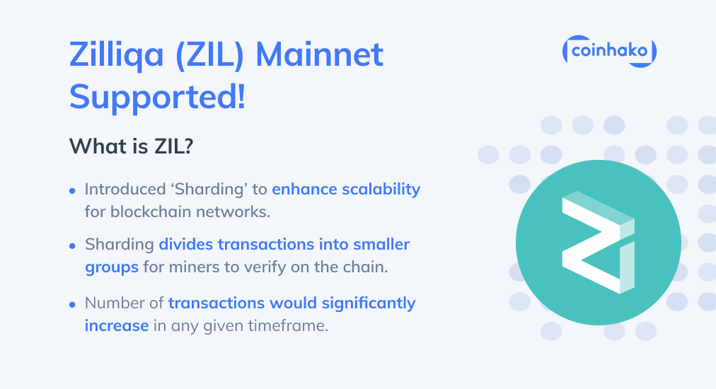 Supporting Daily Zilliqa Mainnet Swaps