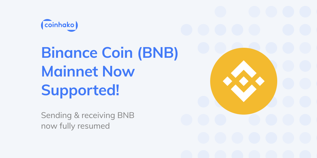 Upcoming Token Swaps: Binance Chain