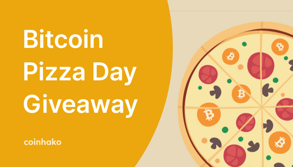 Celebrating Bitcoin Pizza Day At Coinhako - The Day A Pizza Order Cost Nearly $98 Million USD!