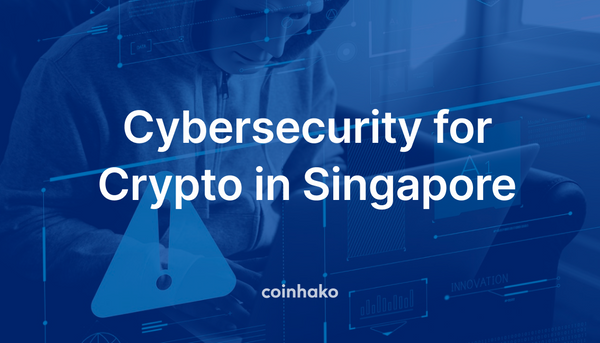 Cybersecurity in Singapore : How To Identify Online Threats and Safeguard Your Bitcoin and other Digital Assets
